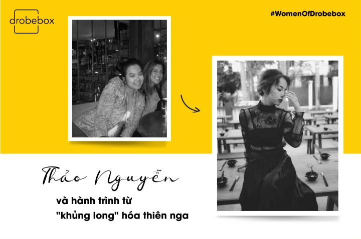 Women of Drobebox #2: ThảoNguyễn
