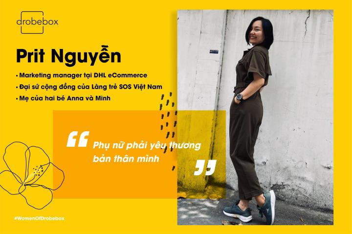 Women of Drobebox: Prit Nguyễn