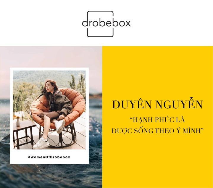 Women of Drobebox #4: DuyênNguyễn